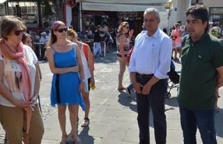 İstanbul'dan Foça Çıkarması