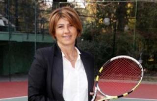 Kültürpark Tenis Kulübü'ne İlk Kadın Aday