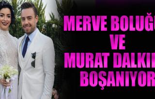 Murat Dalkılıç ile Merve Boluğur Boşanıyor!