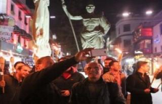Kubilay Antalya'da Anıldı