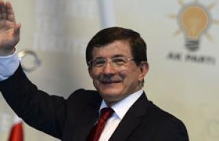Davutoğlu, Bulgaristan Öncesi Konuştu