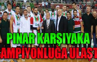 Pınar Karşıyaka-PAOK: 96-75