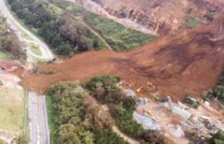 Kolombiya'da Toprak Kaymasında 6 Ölü