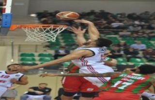 Eskişehir Basket - Pınar Karşıyaka: 66-72