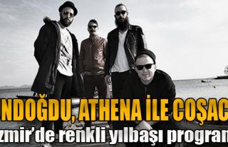 Athena İzmir'e Geliyor
