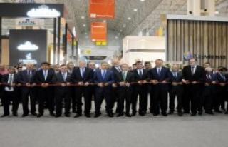 Gaziantep'te Domotex Halı Fuarı Açıldı