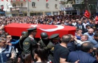 Nevşehir, Şehidini Uğurladı
