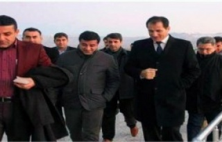 Demirtaş, Kuzey Irak'a Gitti