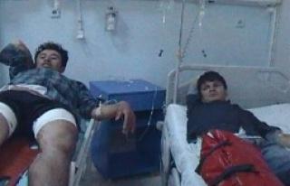 İran Askerleri 4 Kaçak Göçmeni Vurdu