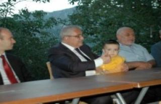 Şehit Ailesine Bayram Ziyareti