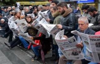 CHP'liler Cumhuriyet Okudu