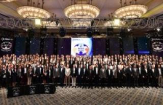 Kibar Holding 45. Yılını Kutluyor