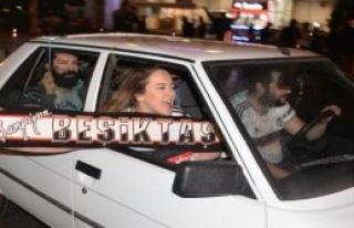 Konya'da Şampiyonluk Kutlamaları