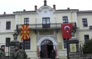 Atatürk'ün Mezun Olduğu Askeri İdadide Tören