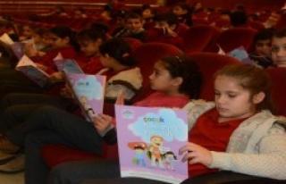 Mersin'de Çocuklara Hakları Anlatıldı