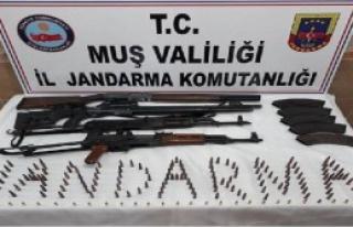 PKK/KCK Operasyonu: 4 Gözaltı