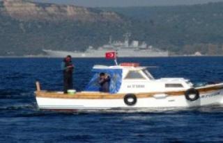 'yamal', Akdeniz'e İniyor