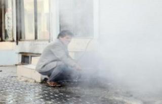 Şanlıurfa'da Hurda Deposunda Yangın