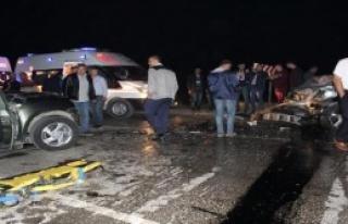 Saray'da Kaza: 2 Yaralı