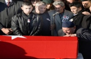 Şehit Olan Komiser Yardımcısı Başkent'te Son...