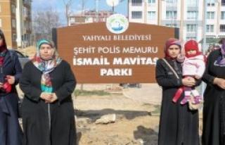 İsmi Parkta Yaşatılacak