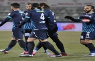 Sivas B. 0-2 Çaykur Rizespor