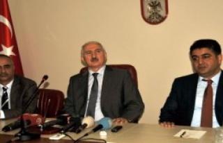 Sivas'ta Seçim Araçlarına Yasak Geldi