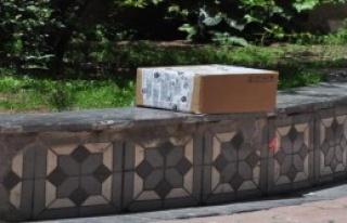Sivas'ta Şüpheli Kutu Boş Çıktı