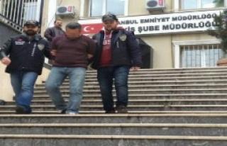 17 PTT Şubesi Soyan Zanlı Yakalandı