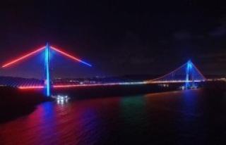 Köprü Geceleri Bir Başka Güzel