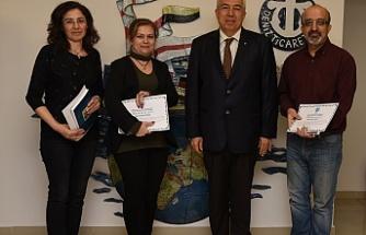 14 yıldır düzenlenen yarışmada DTO ödülleri sahiplerini buldu