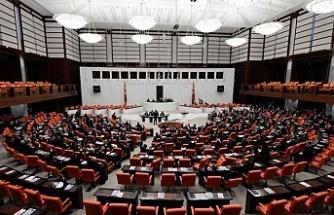 Meclis karıştı...  Erdoğan: 'Rezalet' dedi ve terk etti