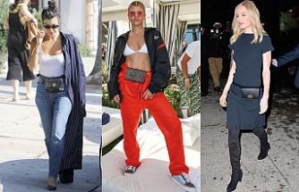 90'ların bel çantası modası geri döndü