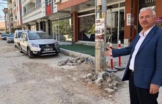 AK Partili Başkan'dan 'Halep' benzetmesi