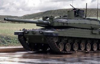 Altay tankı için ihaleyi o firma kazandı
