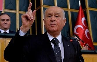 Devlet Bahçeli, Twitter üzerinden açıkladı: Erken seçim...