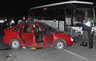 Denizli'de katliam gibi kaza: Çok sayıda ölü ve yaralı var!