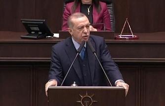 Erdoğan: İzmir'den 'bismillah' diyeceğiz
