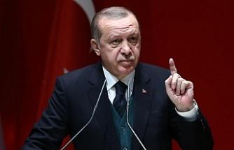 Erdoğan'dan vekillere: Ben yoksam kimse AK Parti yok demesin