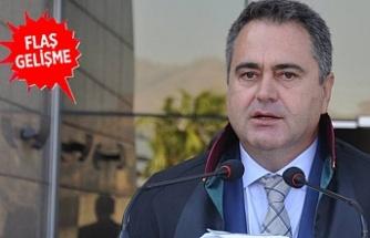 İzmir Baro Başkanı'ndan istifa kararı!