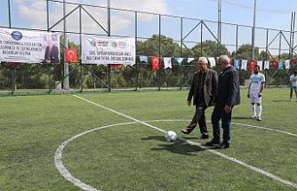 Karabağlar'da büyük turnuva... STK'lar bir araya geldi