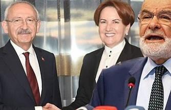 Karamollaoğlu'ndan Akşener ve Kılıçdaroğlu'na 2. ziyaret