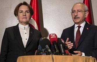 Kılıçdaroğlu ve Akşener zirvesi sonrası adaylık açıklaması