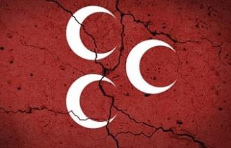 MHP'de İYİ Parti çatlağı: Milletvekili istifa etti