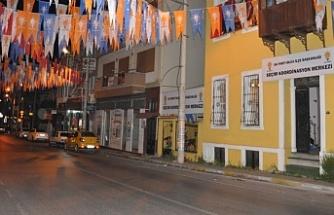Seçim tarihi açıklandıktan 3 saat sonra Buca'da seçim koordinasyon merkezi açıldı