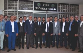 TTO Başkanı Olgun'dan odalara çıkarma