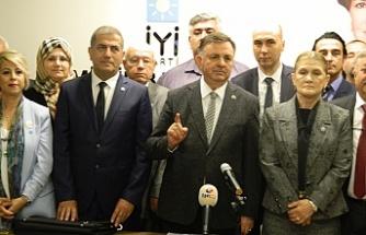 Ulupınar istifasını anlattı: Adaylık kararını Ankara verir