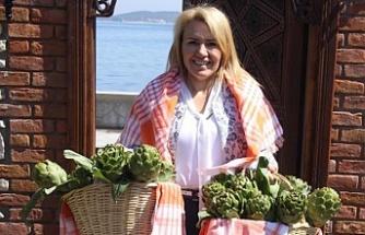Urla, Enginar Festivali için hazır