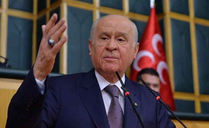 Adaylık başvurusunu yapan Bahçeli'den İYİ Parti göndermesi