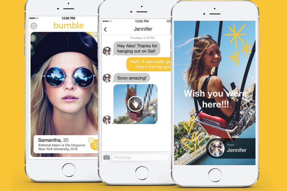 Bumble dating app los angeles